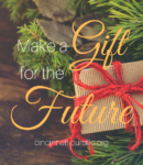 Make a gift for the future